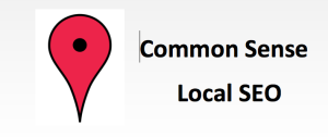 Common Sense Local SEO